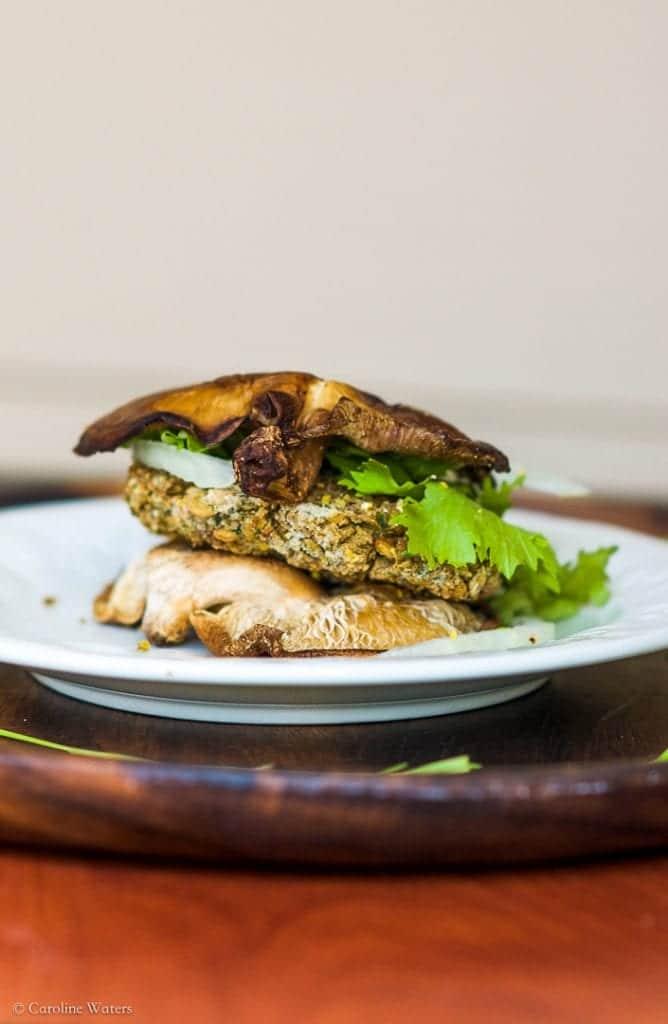 epic kale burgers