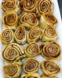 Oreos, Truffles and Cinnamon Rolls, oh my! (GF, Vegan, Allergen-free)