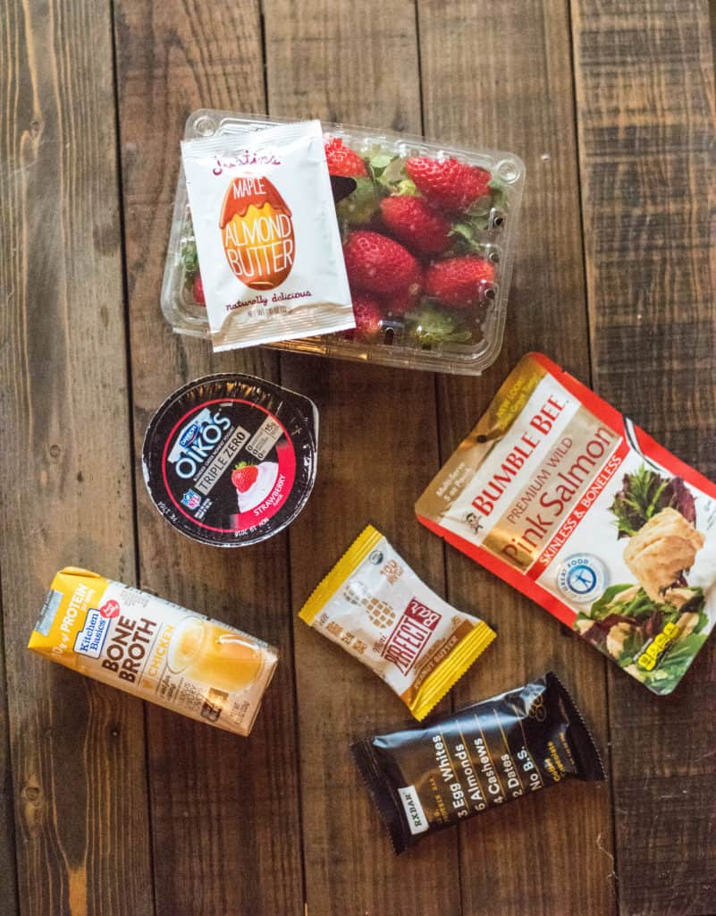 Healthy Snack Options – RD approved!