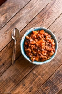 veggie-bean-chili
