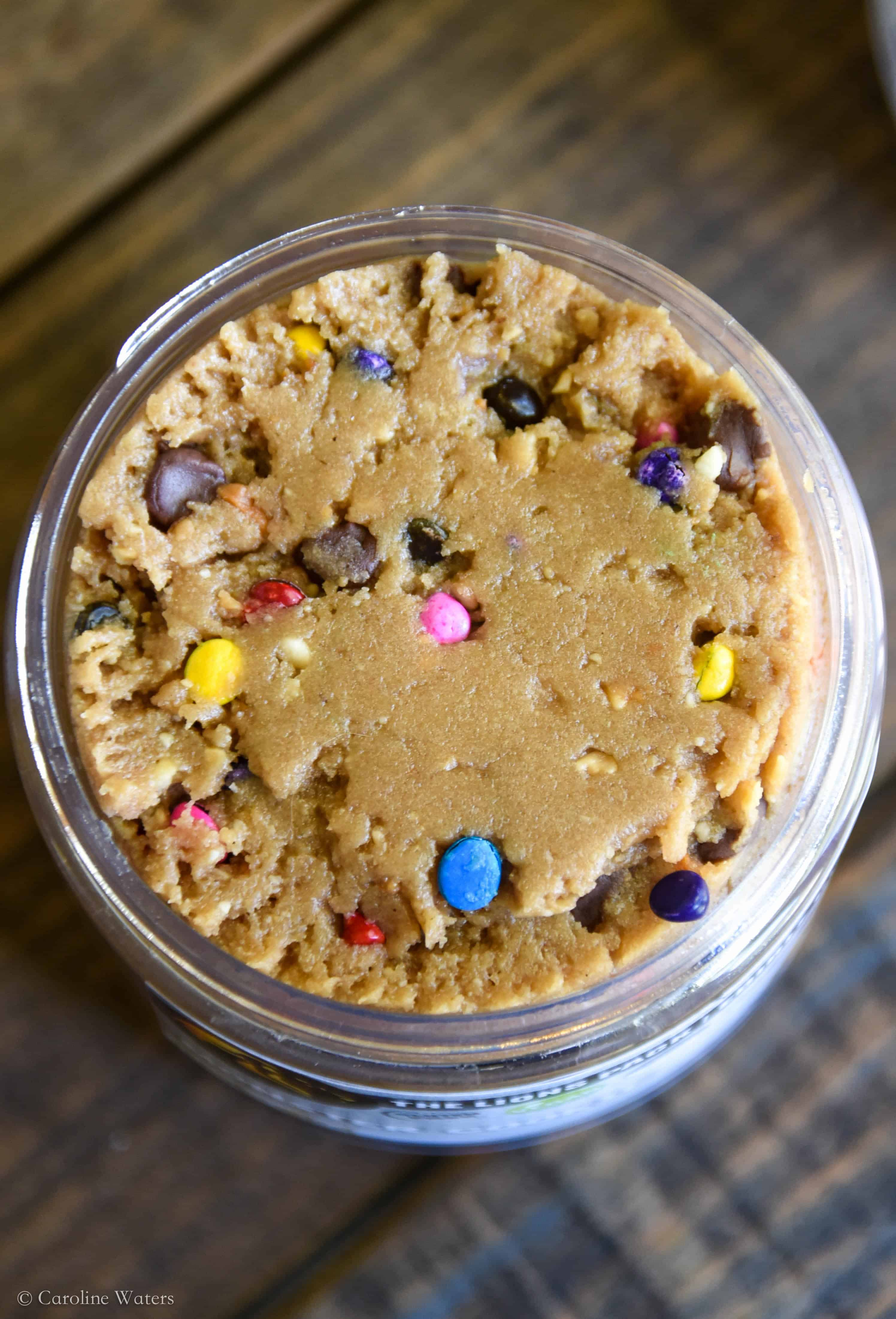 HEALTHY Cookie Dough!