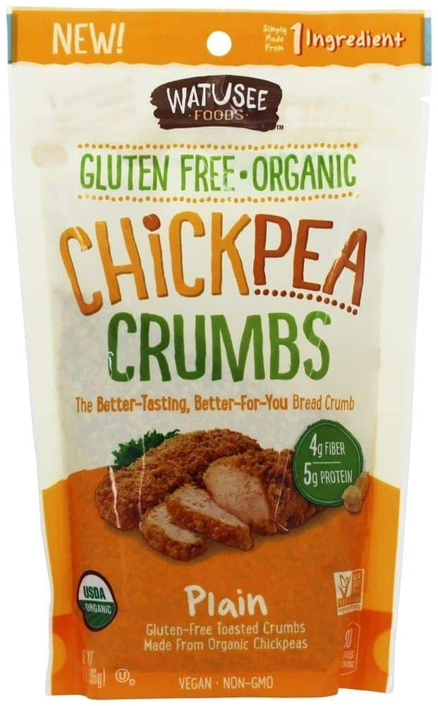 chikpea crumbs