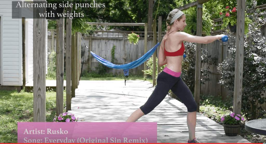 Full Body Home HIIT Workout
