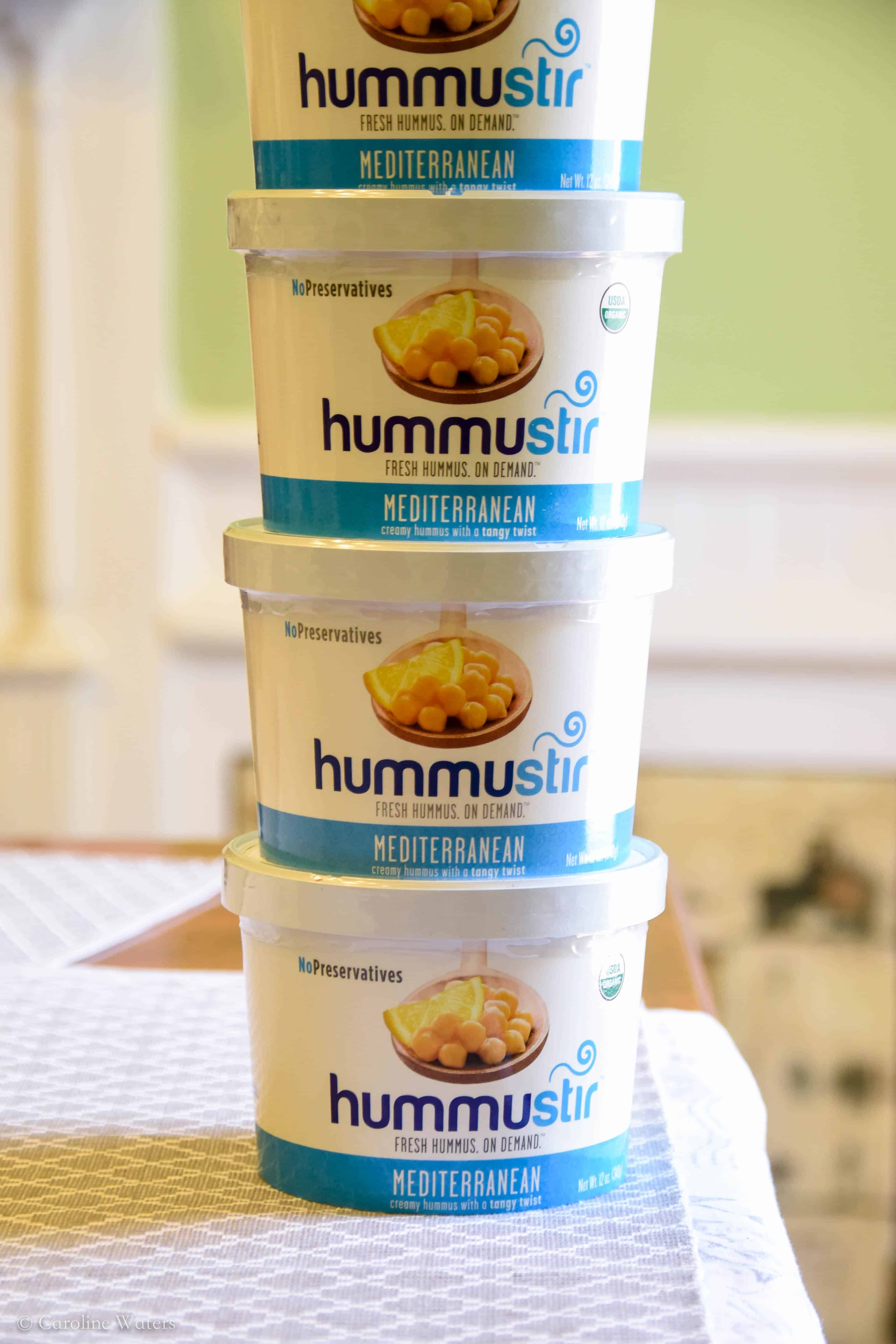 Product Feature: Hummustir, hummus on the go!