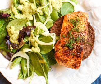 simple-salmon-salad