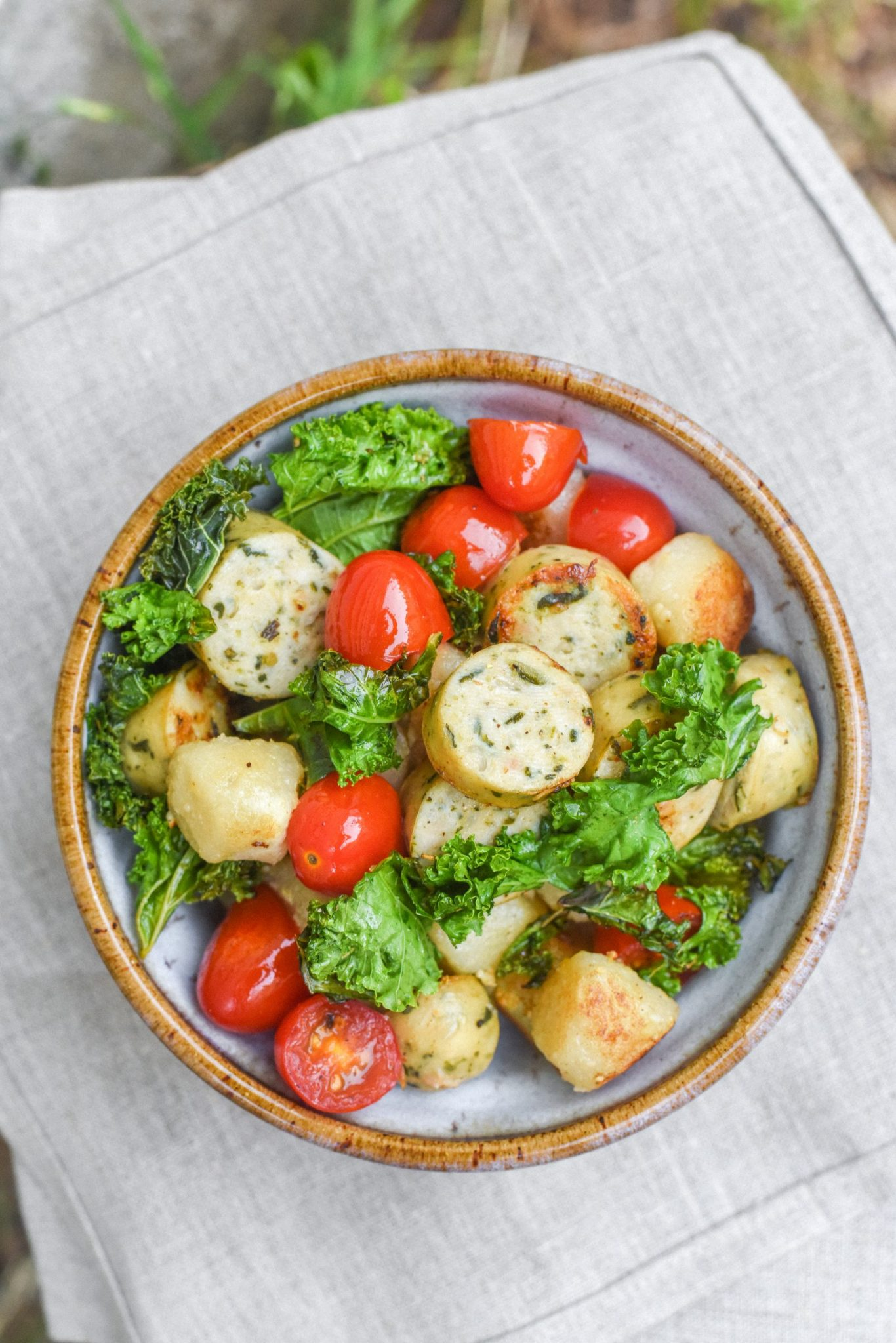 cauliflower gnocchi chicken sausage
