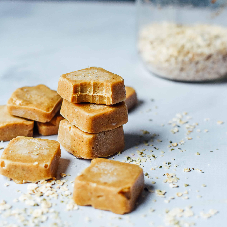 Maple Cashew Fudge Chews