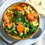 Comforting Homemade Vegetable Soup