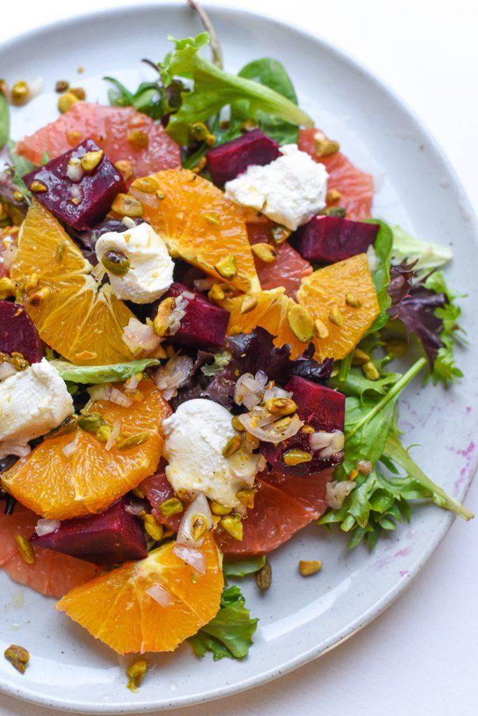 ricotta citrus salad