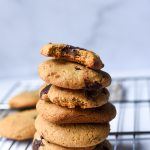 Classic choc chip cookies miso