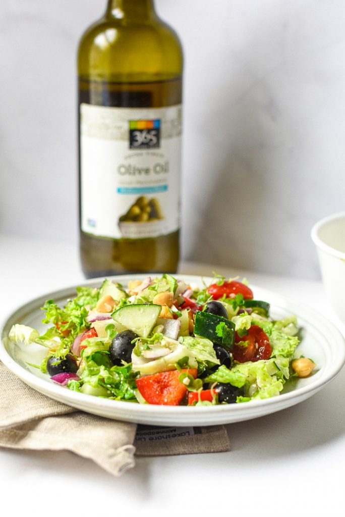 simply classic greek salad