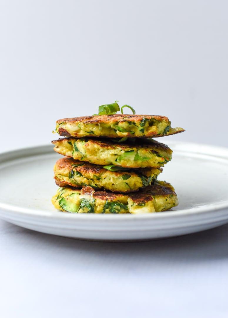 savory veggie fritters