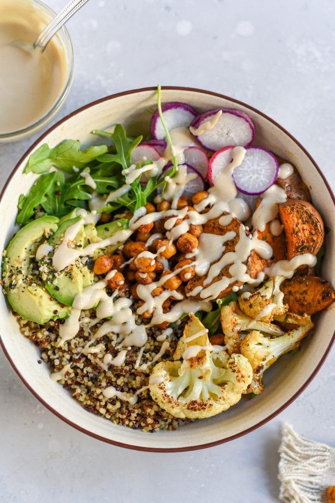 nourish bowl