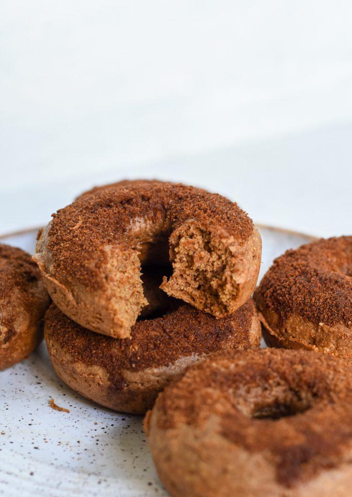 baked gluten free donut